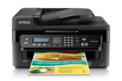 Download Epson WorkForce WF-2750 Drivers
