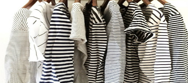 striped shirt wholesale
