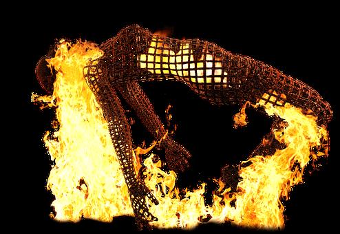 Combustión Humana Espontánea