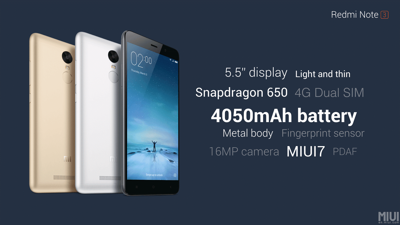 Xiaomi Redmi Note 3 Launch In India And Here Its Hidden