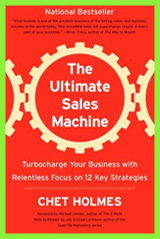 7 Books every Marketing leader Should Read In 2019 - 2 .The-Ultimate-Sales-Machine -Turbocharge-Your-Business-with-Relentless-Focus-on-12-Key-Strategies