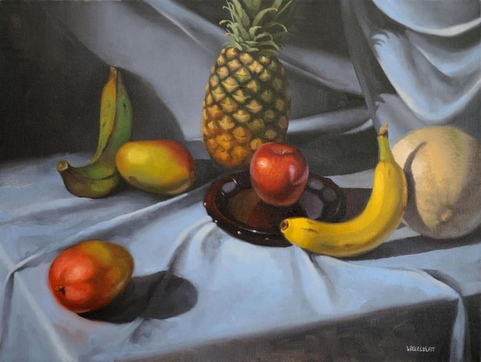 Моё искусство - моё отношение к миру. Adam Wexelblatt