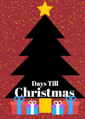 Free Printable For A Countdown To Christmas