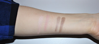 Paul & Joe Eye Color Limited in 007 Castles in the Air Swatches