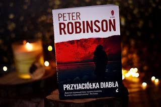 """Peter Robinson - """"Przyjaciółka diabła"""""""