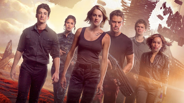 A Série Divergente: Ascendente | Último filme não será lançado nos cinemas