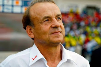 We plan to win World Cup in Russia - Rohr