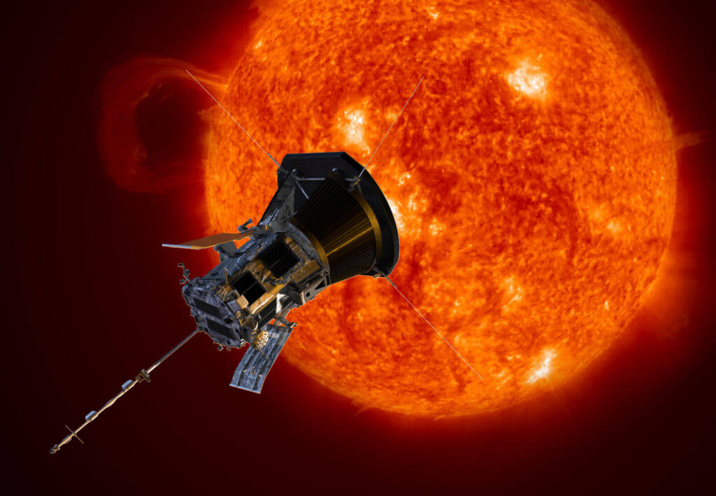 NASA's Parker Solar Probe Breaks Record For Closest Spacecraft To The Sun