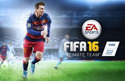 FIFA 16 Ultimate Team Apk + Data For Android