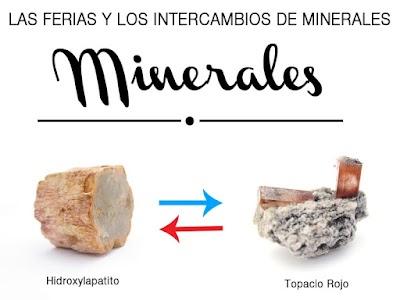 Las Ferias y Los intercambios de minerales