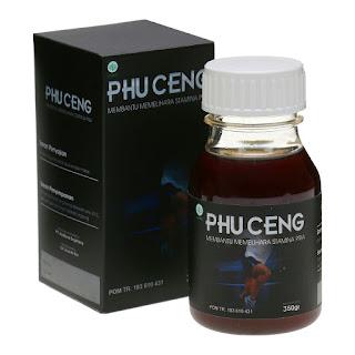 Madu Phuceng Suplemen Herbal KUAT PRIA Dewasa Kuat Tahan Lama
