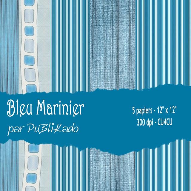 Bleu Marinier