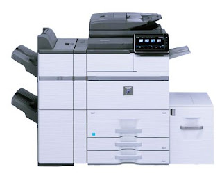 Sharp MX-7500N printer driver download