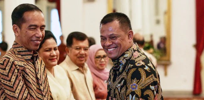 Bamsoet: Gatot atau Moeldoko Bakal Pimpin Ketua Tim Kampanye Jokowi-Ma'ruf