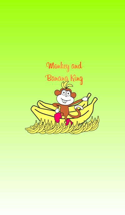 Monkey and Banana King