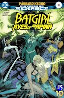 DC Renascimento: Batgirl e as Aves de Rapina #10