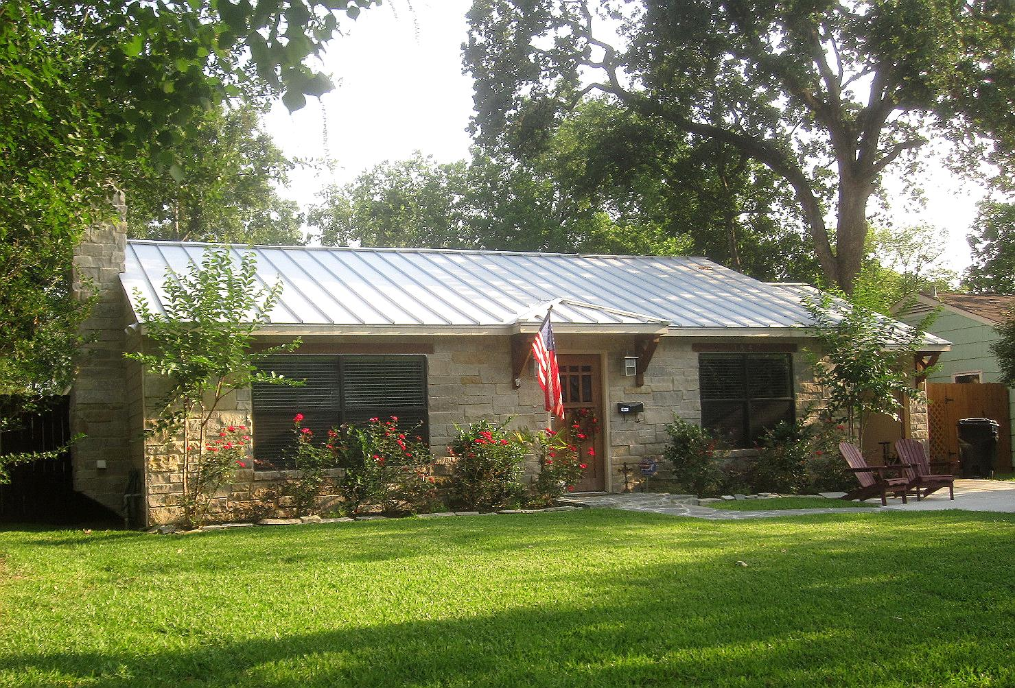 Hardy Board Siding >> The OtHeR HoUsToN: TYPES OF BUNGALOWS
