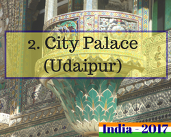 Viaje al norte de India - City Palace Udaipur