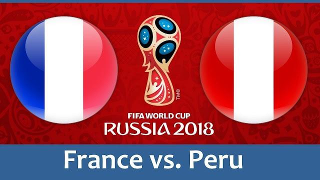 فرنسا وبيرو بث مباشر