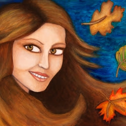 New Fantasy Painting Autumn Wind