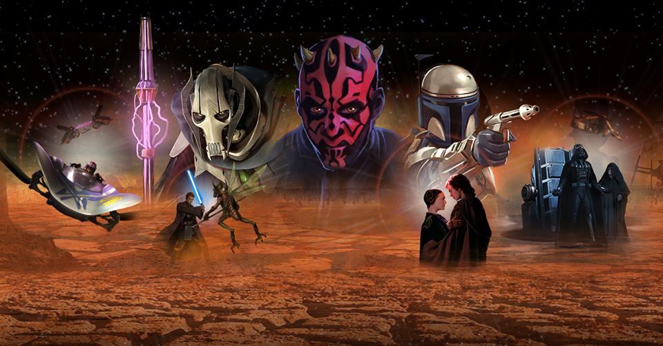 Star Wars Wallpaper Best Classic Art Evil Incarnate By Blog Lover