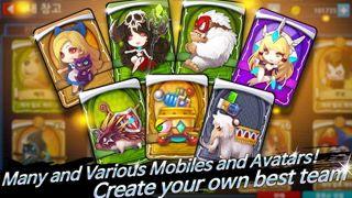 GunboundM Avatars and Mobiles