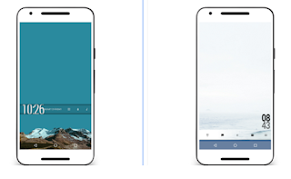 AHX Presets for Kustom KLWP v2.05 Apk Android