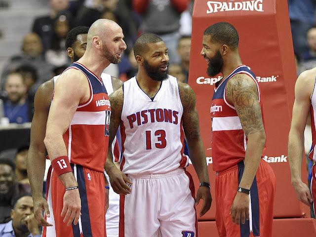 Marcus et Markieff Morris | PistonsFR actualité des Detroit Pistons en France