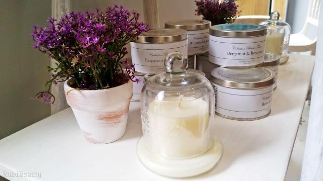 inauguracion dña barbara concept store tienda velas ecologicas soja