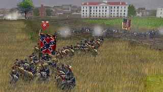تحميل لعبة الحرب الاستراتيجية Scourge of War للكمبيوتر برابط مباشر