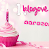 1. blogové narozeniny