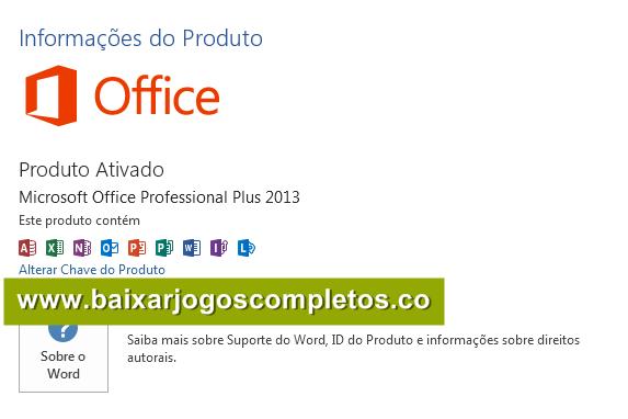 Microsoft Professional Plus 2013 em Português (Download Completo)