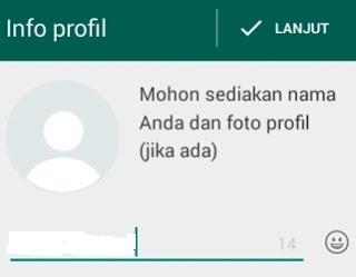 cara membuat whatsapp