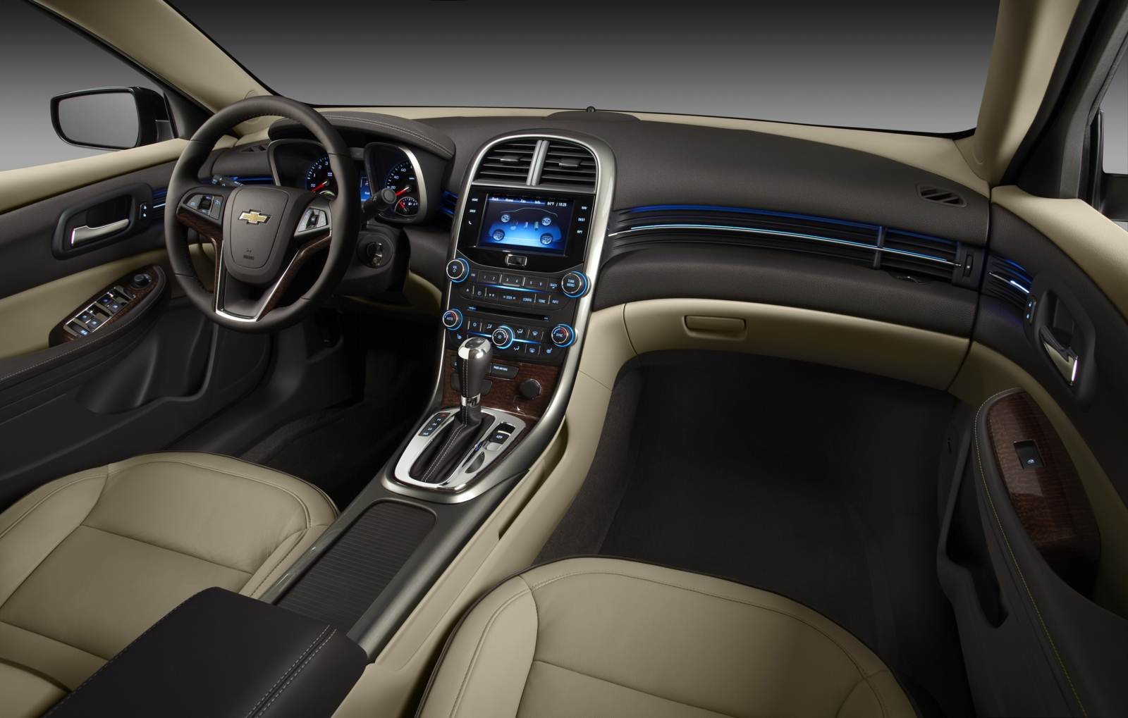 chevrolet malibu 2014 lan amento em junho com pre o de r. Black Bedroom Furniture Sets. Home Design Ideas