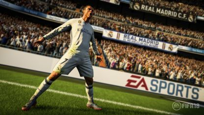 Both Ronaldo Gets A FIFA18 Special Edition, And The Game Release Date.