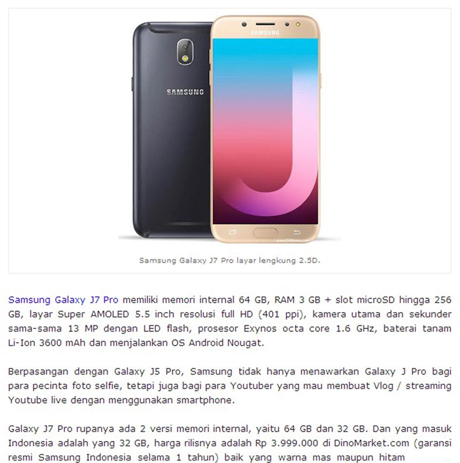 Harga Terbaru Samsung Galaxy Seri J Info Ponsel J1 Mini Garansi Resmi Pada Awal Bulan Juni 2017 Mengeluarkan 6 Model Series Terbarunya Yang Rata Menggunakan Bahan Metal Yaitu J3