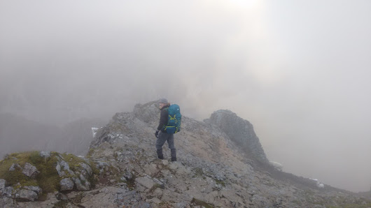 Cadair Idris, the western Hewitts and not climbing the Crfrwy Arete
