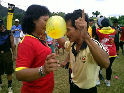 joget balon