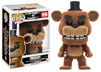 Funko Pop! Freddy Flocked Barnes & Noble