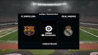 Scoreboard Laliga Santander 2016-17 Pes 2013