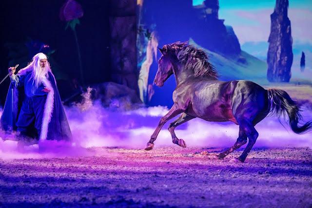 Cavalluna - die Pferdeshow