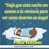 Feliz noche - Dulces sueños