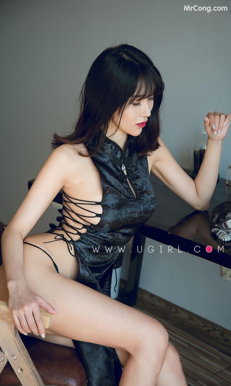 UGIRLS – Ai You Wu App No.1618: Tian Zi Yin (田梓茵) (35P)
