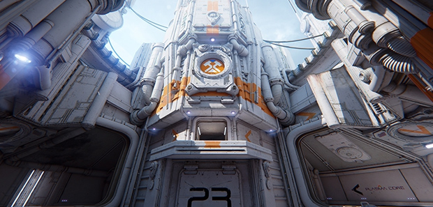 Unreal Tournament DirectX 12 Footage