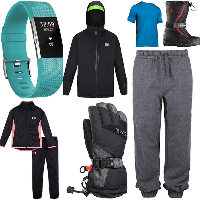 sport chek holiday