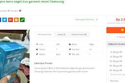 Samsung Galaxy J5 Pro Spesifikasi dan Harga Juli 2018
