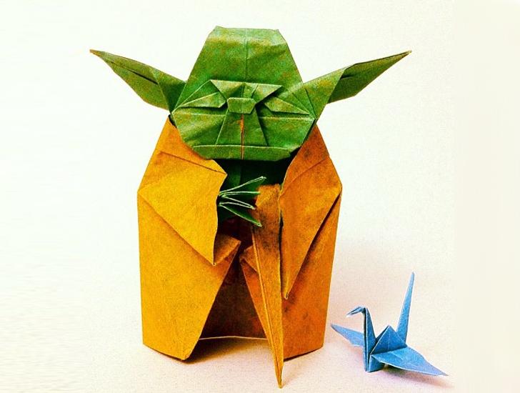 How to make an Origami Yoda? | Walauwei.com! - photo#19
