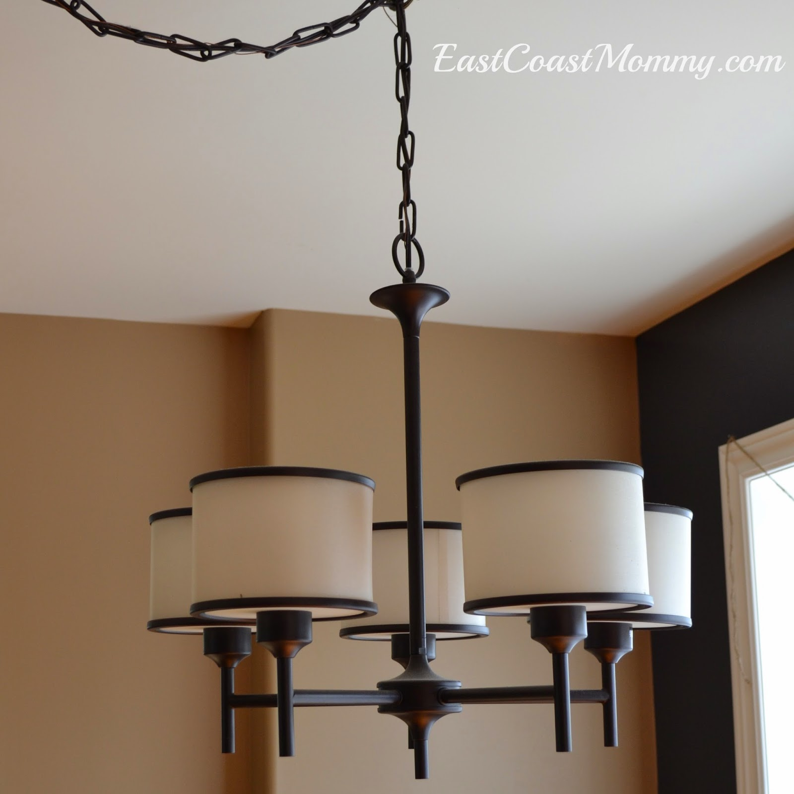 Over Table Light Fixture East Coast Mommy Let 39s Discuss Kitchen Makeovers