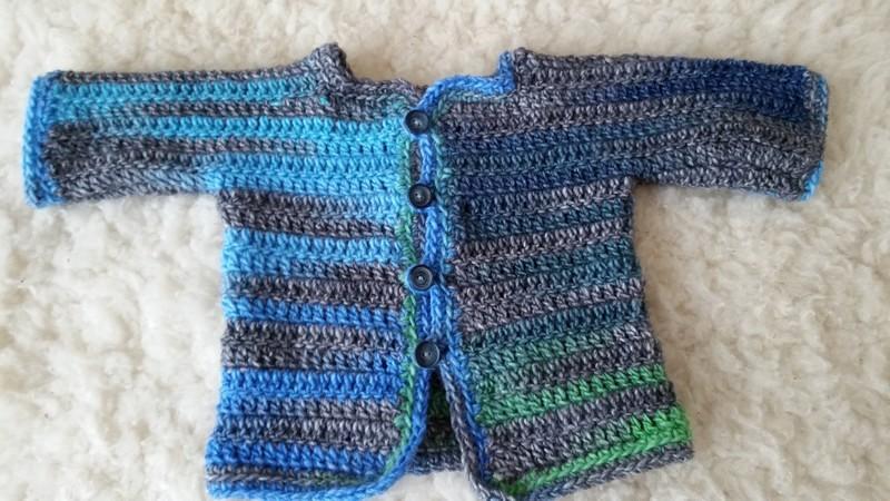 Haakpatroon Babyvestje Lindevrouwsweb Bloglovin