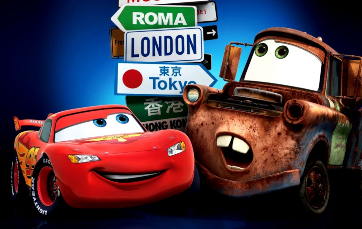 mcqueen cars movie important wallpapers. Black Bedroom Furniture Sets. Home Design Ideas